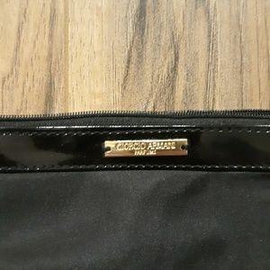 Giorgio Armani Makeup, Travel, Anything Black Bag.